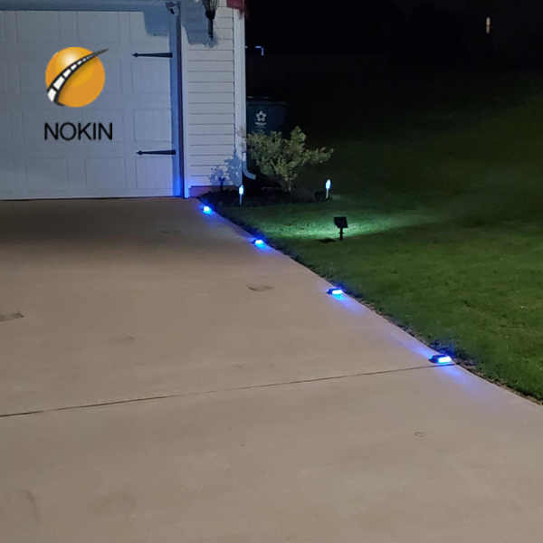 SolarMarker® Solar In-Road LED Marker - Pavement