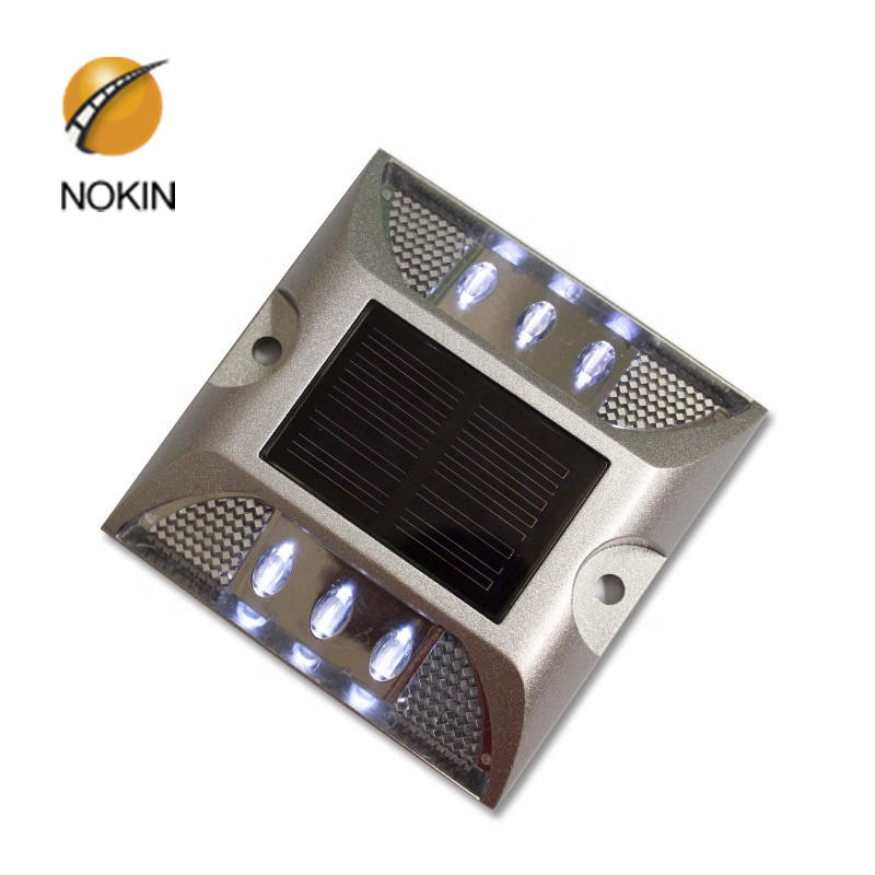 Solar Deck Lights 6 LEDs Outdoor Waterproof for Dock