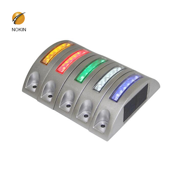 LED Solar Powered Raised Pavement Markers NK-RS-T1