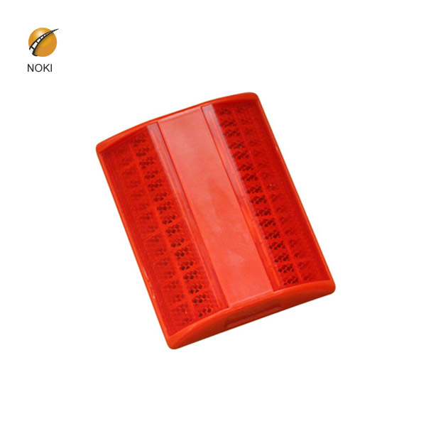 Red Raised Reflective Pavement Marker For Sale NK-1005
