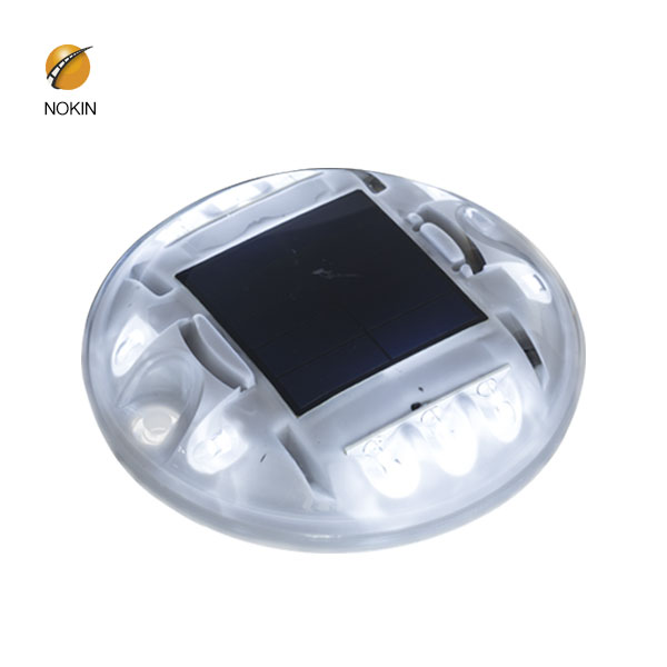 Plastic Solar Raised Pavement Marker Light NK-RS-K1