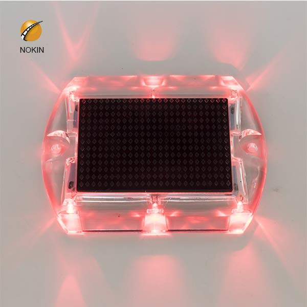 Solar LED Raised Pavement Marker Bicycle Path NK-RS-Q7