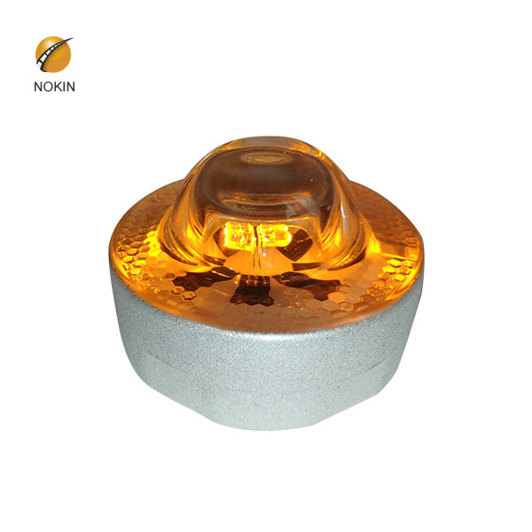 Solar Raised Pavement Marker High Brightness NK-RS-A7