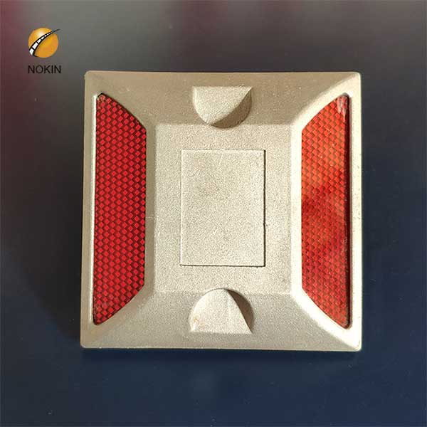 Aluminium Raised Pavement Markers With Shank NK-1004